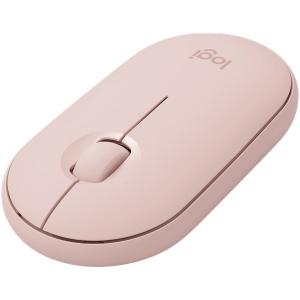 LOGITECH Pebble M350 Wireless Mouse - ROSE - 2.4GHZ/BT - EMEA - CLOSED BOX1