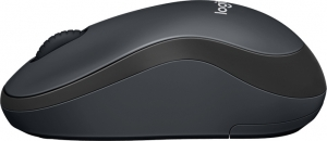 """MOUSE Logitech  """"M220 Silent"""" Wireless Mouse, black """"910-004878""""  (include timbru verde 0.01 lei)1"""