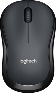 """MOUSE Logitech  """"M220 Silent"""" Wireless Mouse, black """"910-004878""""  (include timbru verde 0.01 lei)0"""