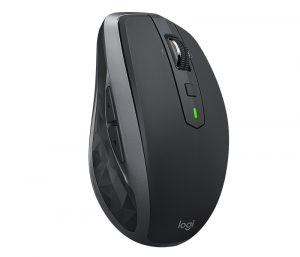 "MOUSE LOGITECH wireless laser, 4000dpi, 7 butoane, 1 rotita scroll, ""MX Anywhere 2S"", graphite, ""910-005153"" (include timbru verde 0.1 lei)2"