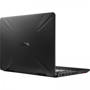 Notebook / Laptop ASUS Gaming 15.6'' TUF FX505DV, FHD, Procesor Ryzen™ 7 3750H (4M+2M Cache, up to 4.0 GHz), 8GB DDR4, 512GB SSD, GeForce RTX 2060 6GB, No OS, Stealth Black5