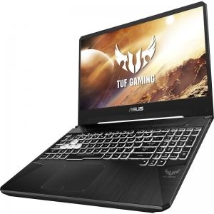 Notebook / Laptop ASUS Gaming 15.6'' TUF FX505DV, FHD, Procesor Ryzen™ 7 3750H (4M+2M Cache, up to 4.0 GHz), 8GB DDR4, 512GB SSD, GeForce RTX 2060 6GB, No OS, Stealth Black2