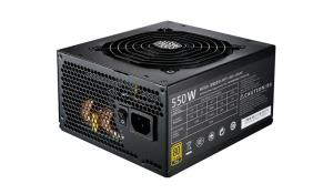 "SURSA COOLER MASTER  550W (real), MWE Gold 550, fan 120mm, 80 Plus Gold, 2x PCI-E (6+2), 8x S-ATA, modulara ""MPY-5501-AFAAG-EU""0"