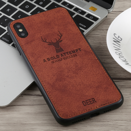 Husa Deer Leather2