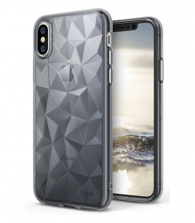 Husa iPhone Diamond Gri