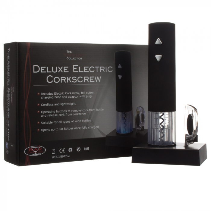 Set Tirbuson electric - Vinology Deluxe 3