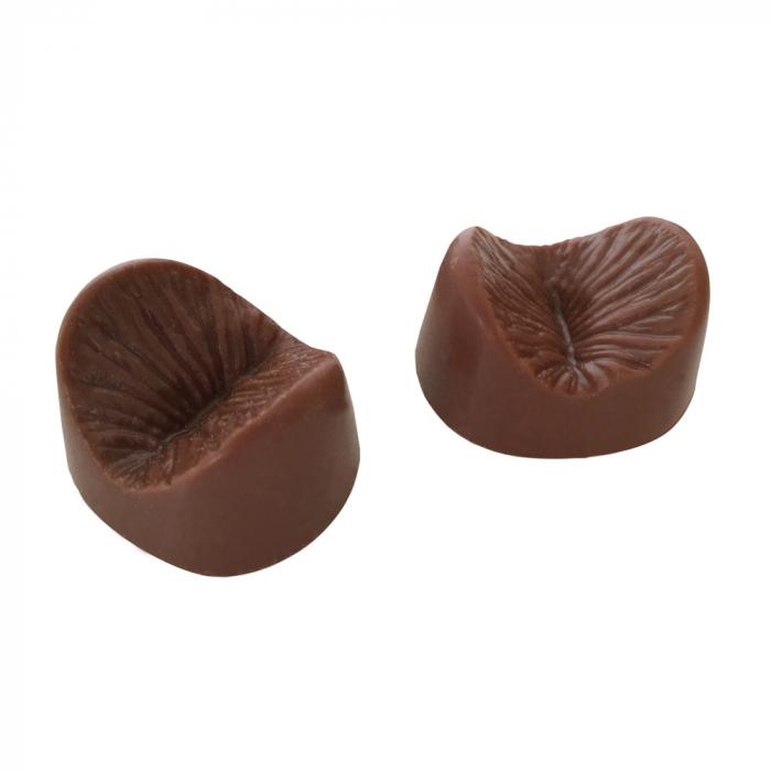 Bomboane de ciocolata anus 3