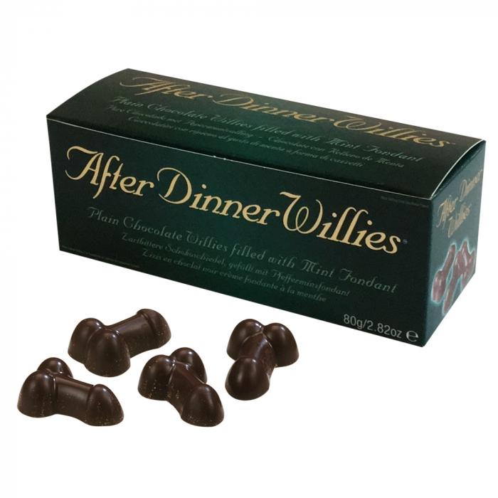 Bomboane de ciocolata After Dinner Willies 0