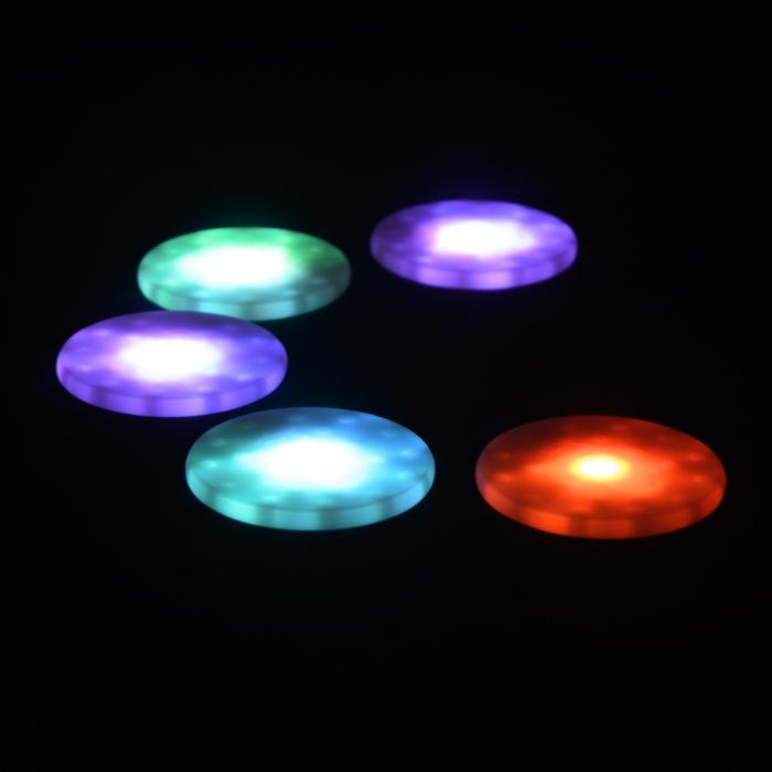 LED Coasters 1