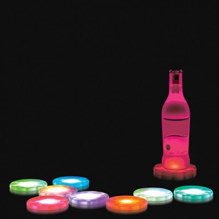 LED Coasters 0