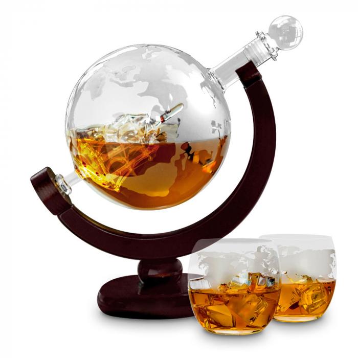 Dozator de bauturi Glob pamantesc 1