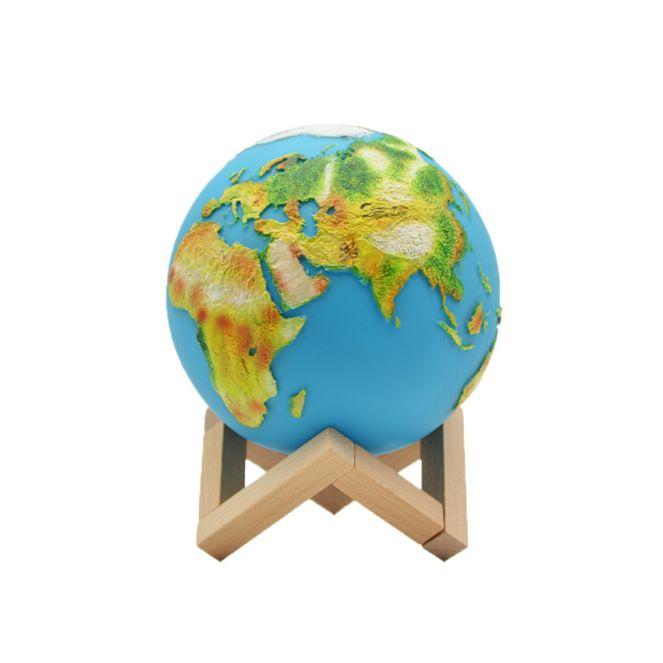 Lampa Glob 3D 3