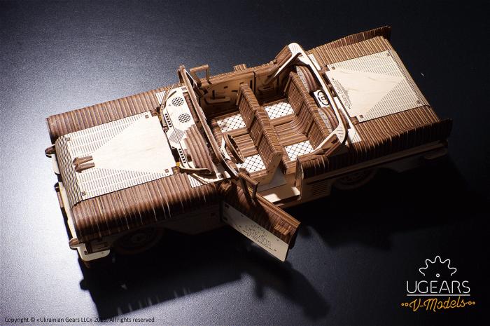Puzzle mecanic Dream Cabriolet VM-05 1