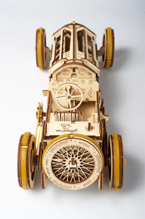 Puzzle mecanic Masina U-9 Grand Prix 1