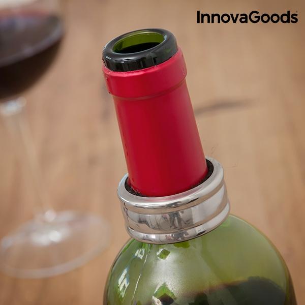Set de accesorii pentru vin cu tirbuson Screwpull 3