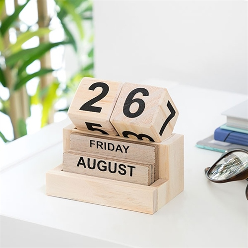 calendar lemn 0