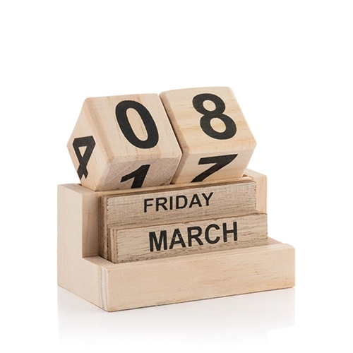 calendar lemn 1