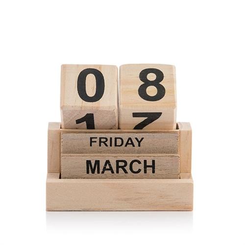 calendar lemn 2