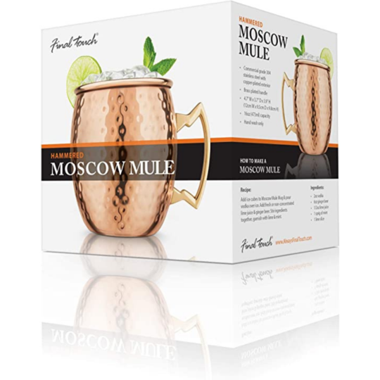 Cana Moscow Mule [2]