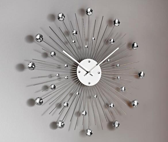 Ceas de perete Crystal 1