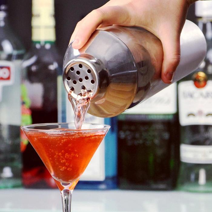 Cocktail Shaker Manhattan inox 750 ml 4