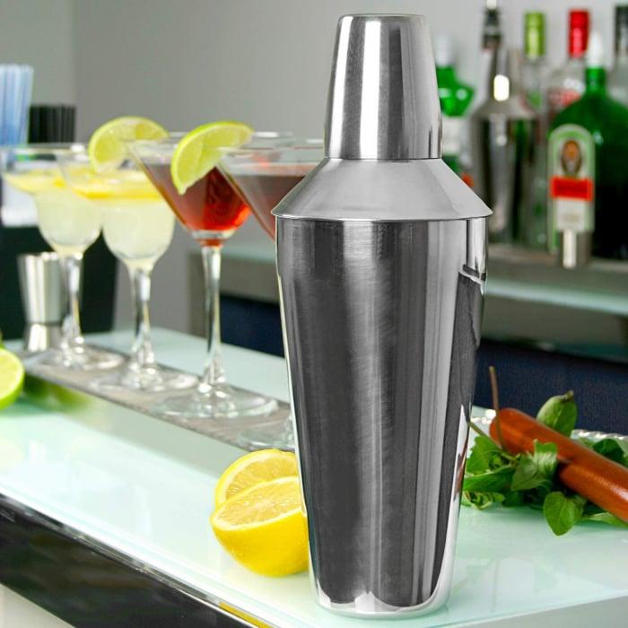Cocktail Shaker Manhattan inox 750 ml 1