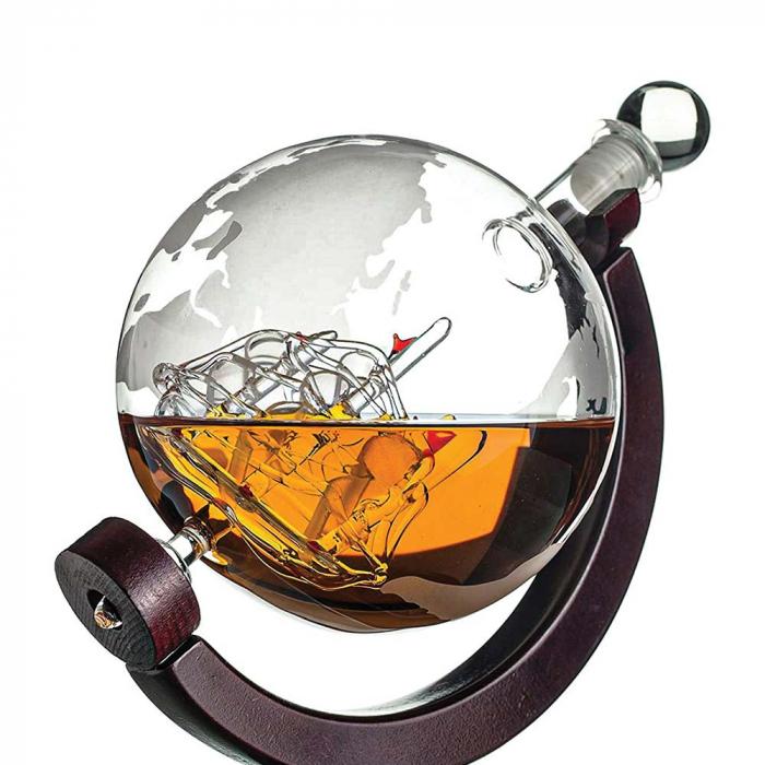 Dozator de bauturi Glob pamantesc 2