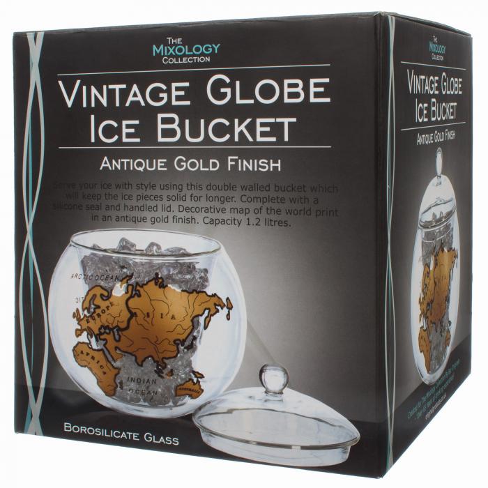 Ice Bucket - Glob Vintage 2
