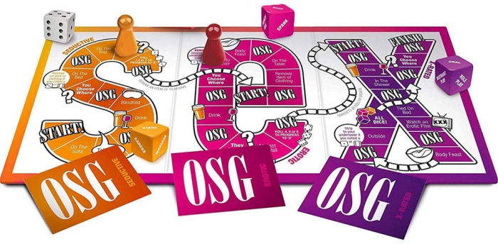 Joc de cuplu OSG 0