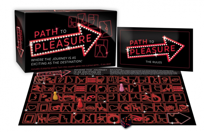Joc de cuplu Path to Pleasure 0