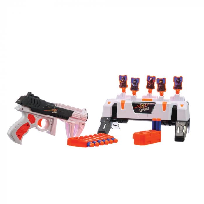 Pistol cu tinte miscatoare 1