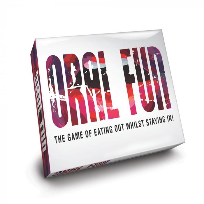 Joc pentru cupluri Oral Fun 0