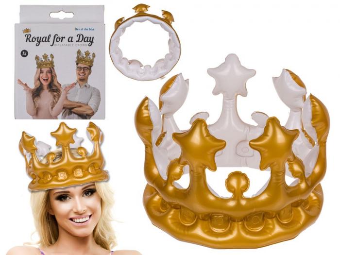 King/Queen for the day- Coroana sarbatoritului [0]