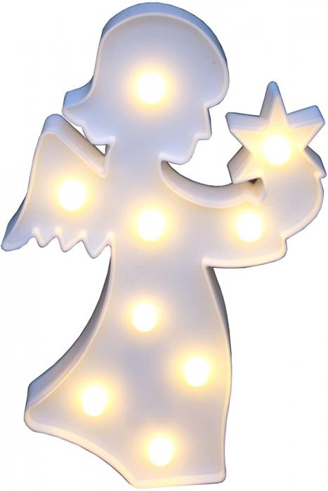 Decoratiune cu LED Ingeras 0