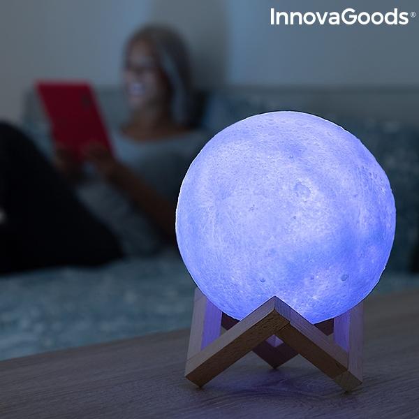 Lampa Led tip Luna [4]
