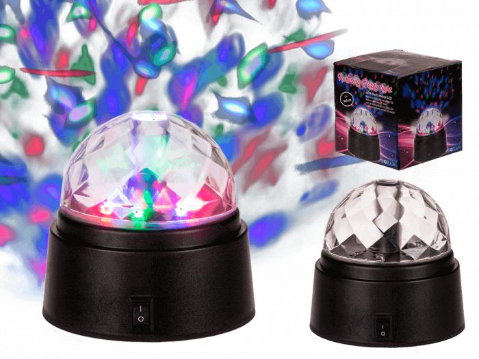 Lampa rotativa led 3