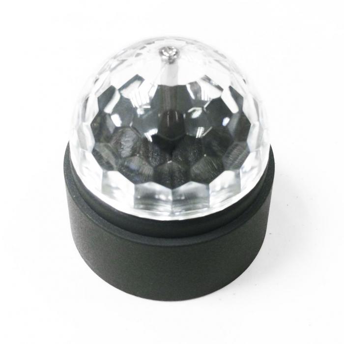 Lampa rotativa led 1