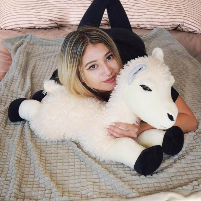 mascota alpaca 0