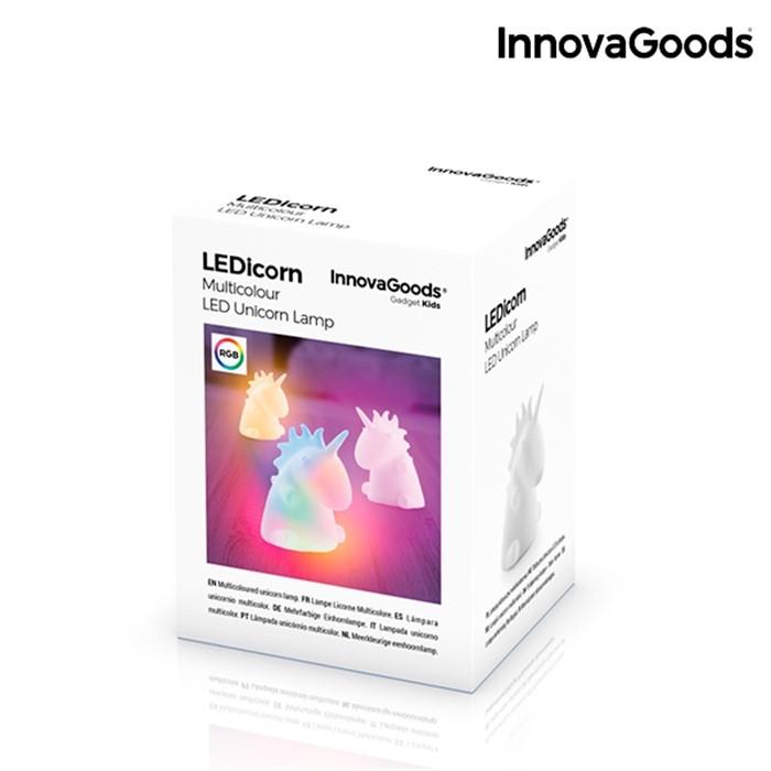 mini lampa unicorn 4