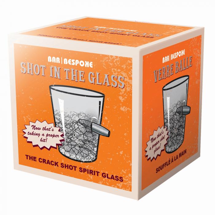 Pahar personalizat model Glont [3]