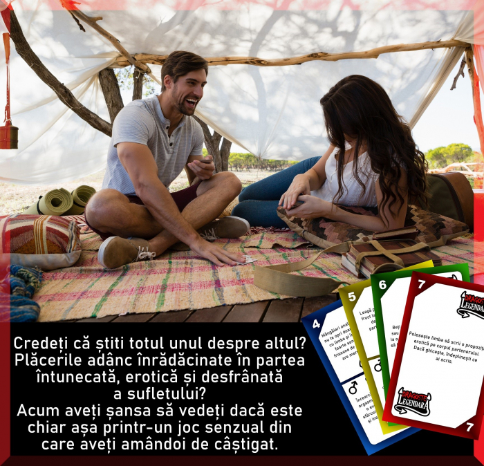 Dragoste Legendara - Joc pentru cupluri 5