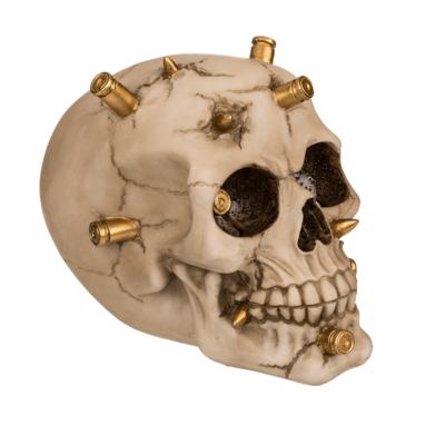 Pusculita Craniu cu gloante [0]