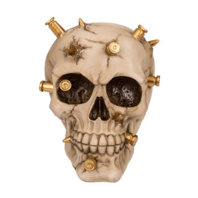 Pusculita Craniu cu gloante [1]