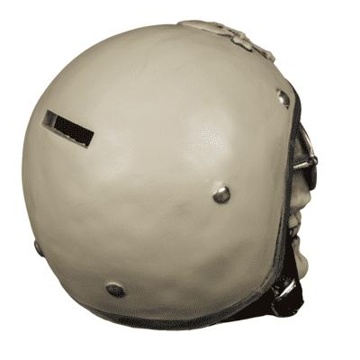 Pusculita craniu motociclist cu casca [2]
