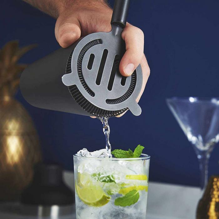 Set CocktailShaker - Negru Mat [1]
