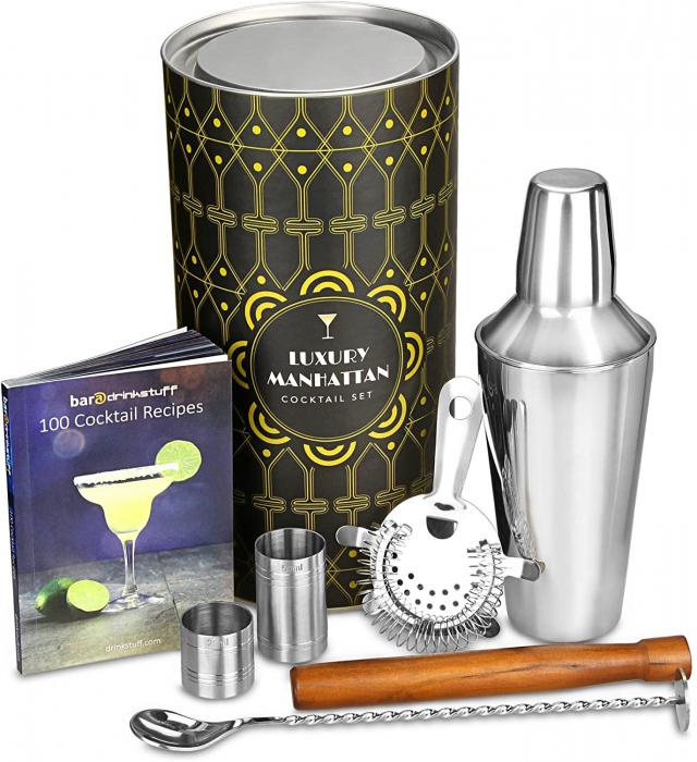 Set Cocktail Luxury Manhattan - 7 piese [0]