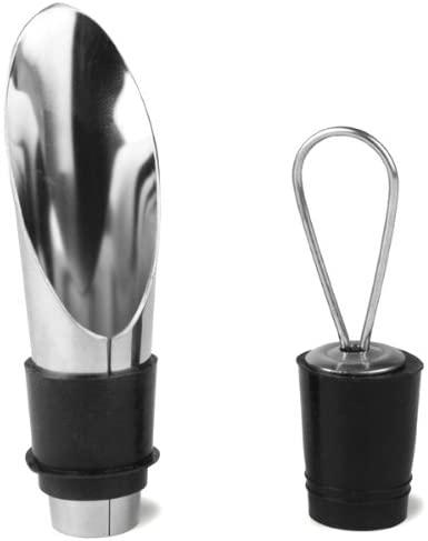 Set de accesorii pentru vin - The Wine Connoisseur's [6]