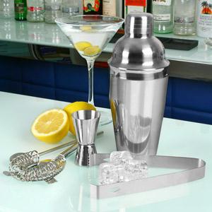 Set cadou Cocktail Manhattan Nights (5 piese) + cartea 100 Retete de cocktail 3