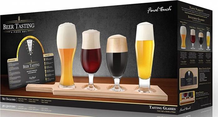 Set de degustare bere - 6 piese [2]