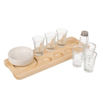 Set de servire Tequila - 9 piese [2]
